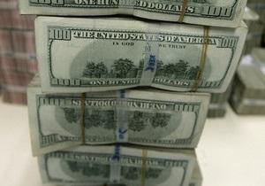Внешний долг Беларуси вырос до 31,7 миллиарда долларов