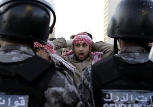 В Иордании один из протестующих против роста цен на бензин был застрелен полицией