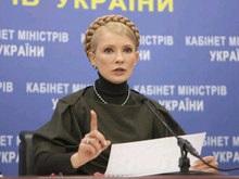 Тимошенко лидирует в рейтинге кандидатов в Президенты