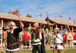 В Парке Киевская Русь возведут подворья нацменьшинств