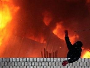 Пожар в казахстанском наркодиспансере: сгорели 38 человек