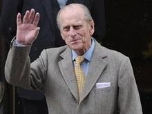 Герцог Эдинбургский покинул больницу с улыбкой на лице