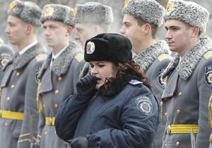Милицию в Украине могут переименовать в полицию