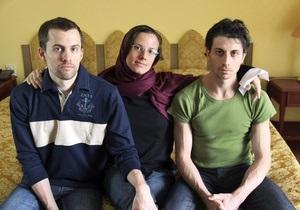 Осужденные в Иране за шпионаж граждане США подали апелляцию