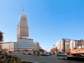 В центре Киева началась подготовка к строительству 160-метровой высотки