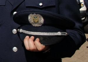 В Тернопольской области мотоциклист сбил насмерть милиционера