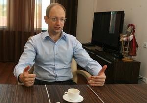 Яценюк: В ближайшем будущем отношения между Украиной и Россией будут крайне натянуты