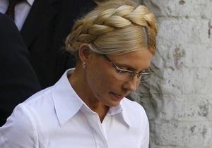 Карпачева подсказала Тимошенко, как добиться отмены ареста