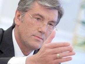 Ющенко: Украинская власть способна преодолеть экономический кризис