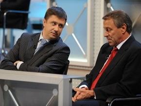 БЮТ и НУ-НС отреагировали на идею Яценюка о временном перемирии