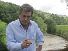 Ющенко - пострадавшим украинцам: Вы увидите свой край лучшим