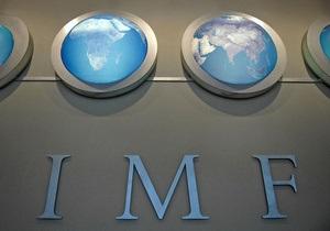 МВФ определит дату новых переговоров с Украиной на следующей неделе