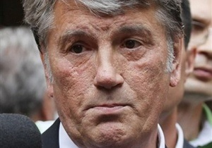 УП: Ющенко хотел взять Тимошенко на поруки, но передумал