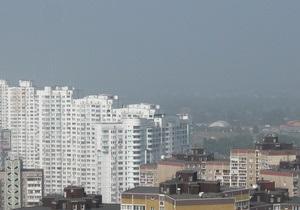 Метеорологи: Над Украиной наблюдается перемещение загрязненного воздуха