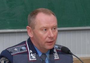 Милицию Львовской области возглавил Щур
