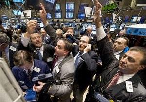 Украинские биржи открылись резким снижением индексов