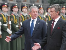 Буш заговорил по-украински