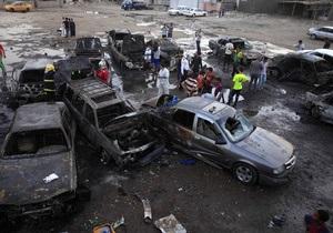 Три взрыва на рынке в иракской провинции: 13 погибших, десятки пострадавших