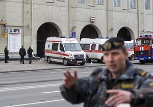 Белорусская милиция не смогла определить заказчика теракта в минском метро