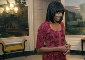 Мишель Обама отпраздновала свой день рождения в итальянском ресторане с мужем и друзьями