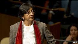 Верховный комиссар ООН критикует Совбез ООН из-за Сирии