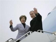 В Украину прибыл Президент США