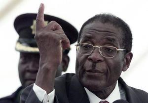 Евросоюз продлит действие санкции против Зимбабве