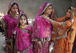 Индийская девушка аннулировала свой  детский брак