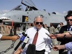 США призовут НАТО увеличить контингент в Афганистане