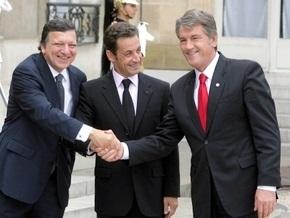 Украина и ЕС договорились провести саммит в Киеве