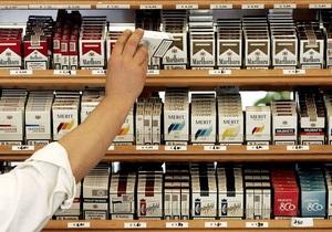 Австралия запретит логотипы и картинки на пачках сигарет