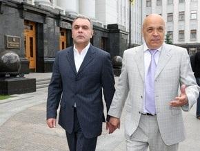 Жвания заявил, что Банковая заказала дело против Москаля