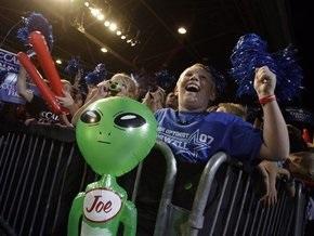 Маккейн: Меня поддерживают даже инопланетяне