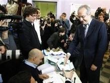 В Италии завершился первый день голосования на выборах