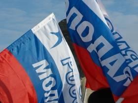 Антифашисты разгромили московский офис России молодой