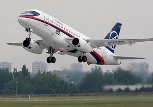 Ведомости: Италия отказалась от покупки российских Superjet 100