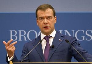 Это не подготовка к Олимпиаде: Медведев уколол проект Путина