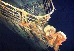 Исследование: Титаник потерпел крушение из-за медлительности дежурного офицера