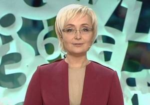 Анна Безулык - Справедливость - Новое политическое ток-шоу на Интере - программа передач - телепрограмма