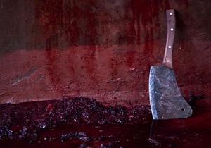 Житель Полтавской области убил двоих собутыльников и повесился