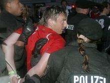 Евро-2008: В Австрии подрались поляки и немцы