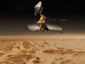 Ученые засекли грозу на Марсе