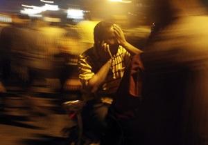 Волнения в Каире: Семеро погибших, более 250-ти раненых