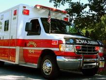 В Спрингфилде пациент избил санитаров и угнал машину скорой помощи