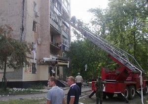 В Харькове жители поврежденного взрывом дома заселились в него после восстановления