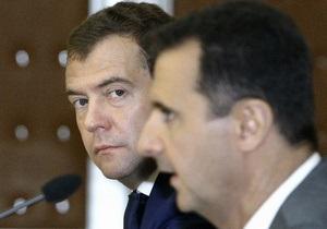 Медведев встретился с главой политбюро ХАМАС