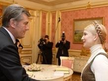 Ющенко по просьбе Тимошенко включил в состав СНБО Патона