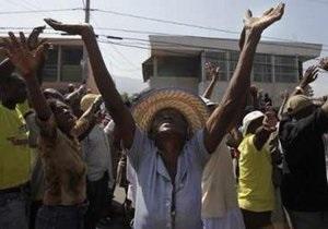 Число жертв землетрясений на Гаити достигло 230 тыс. человек