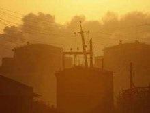 Ехануров: Причиной пожара на складе в Лозовой стал поджог мусорной свалки