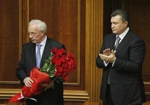 МК: Отмстит неразумным Азаров